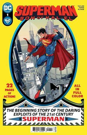 SUPERMAN SON OF KAL-EL (2021) #1