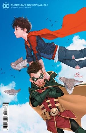 SUPERMAN SON OF KAL-EL (2021) #1B