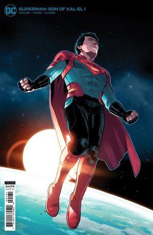 SUPERMAN SON OF KAL-EL (2021) #1C