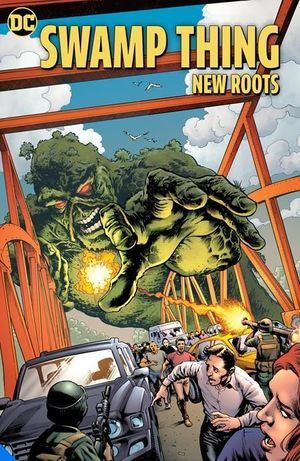 SWAMP THING NEW ROOTS TPB (2021) #1