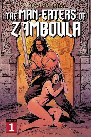 CIMMERIAN MAN-EATERS OF ZAMBOULA (2021) #1