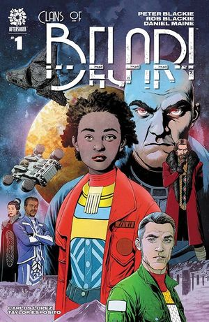 CLANS OF BELARI (2021) #1