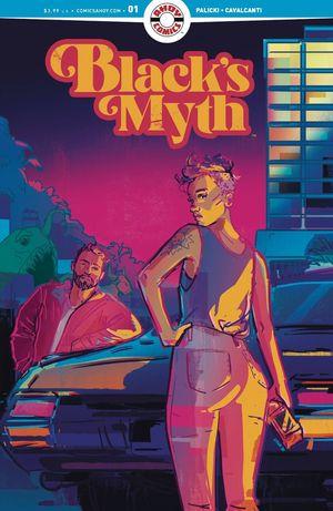 BLACKS MYTH (2021) #1