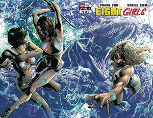 FIGHT GIRLS (2021) #1B