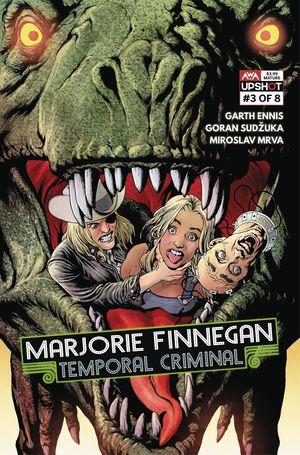MARJORIE FINNEGAN TEMPORAL CRIMINAL (2021) #3