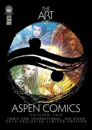 ART OF ASPEN COMICS TP VOL 02