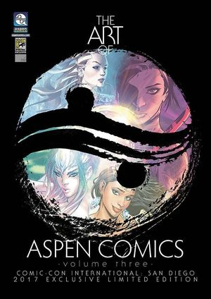 ART OF ASPEN COMICS TP VOL 03