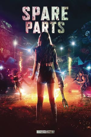 SPARE PARTS ONE SHOT (2021) #1C
