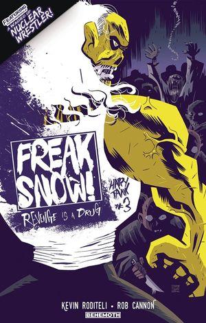 FREAK SNOW (2021) #3