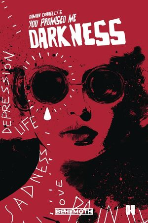 YOU PROMISED ME DARKNESS (2021) #4
