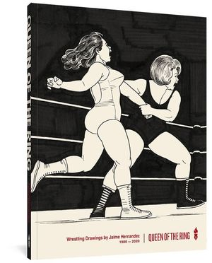 QUEEN OF THE RING HC (2021) #1