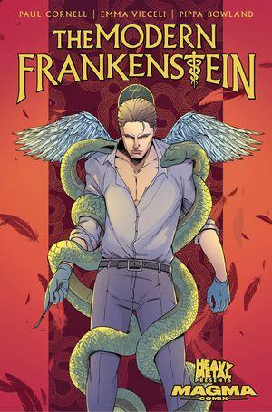 MODERN FRANKENSTEIN #4 (MR)