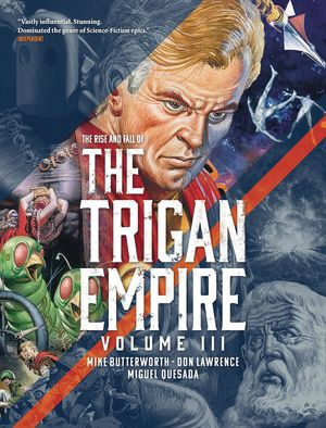 RISE AND FALL OF THE TRIGAN EMPIRE TPB #3