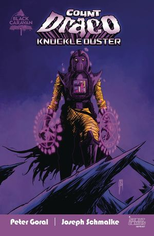 COUNT DRACO KNUCKLEDUSTER (2021) #1