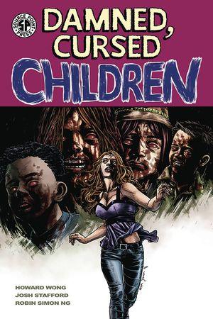 DAMNED CURSED CHILDREN TP (MR)