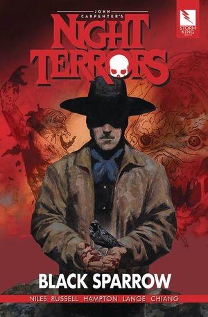 JOHN CARPENTERS NIGHT TERRORS BLACK SPARROW TP (2021)