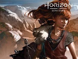 HORIZON ZERO DAWN LIBERATION #1 CVR B GAME ART
