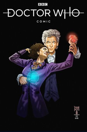 DOCTOR WHO MISSY (2021) #4