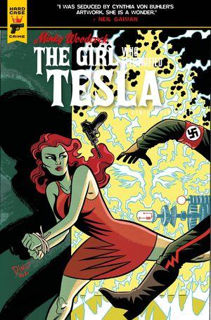 MINKY WOODCOCK GIRL ELECTRIFIED TESLA (2021) #4