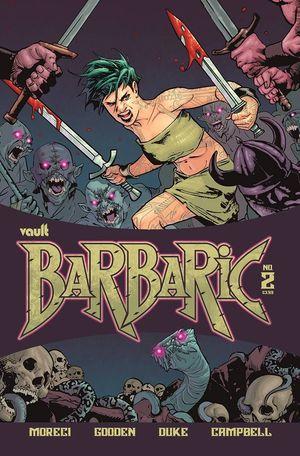 BARBARIC (2021) #2