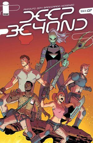 DEEP BEYOND (2021) #7
