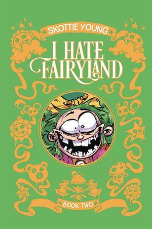 I HATE FAIRYLAND DLX HC VOL 02 (MAY190049) (MR)