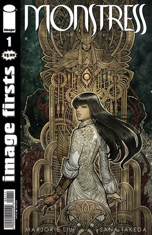 IMAGE FIRSTS MONSTRESS #1 (O/A) (MR)