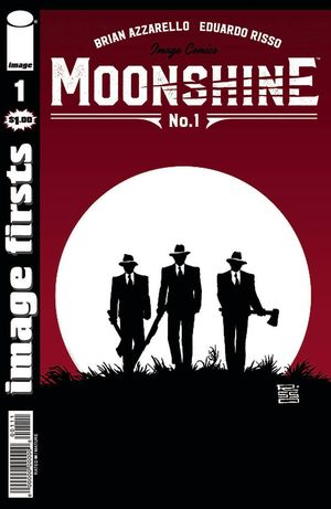IMAGE FIRSTS MOONSHINE #1 (O/A) (MR)