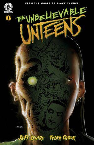 UNBELIEVABLE UNTEENS WORLD OF BLACK HAMMER (2021) #1