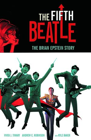 FIFTH BEATLE THE BRIAN EPSTEIN STORY COLLECTORS ED HC (JUL13