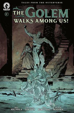 GOLEM WALKS AMONG US (2021) #1