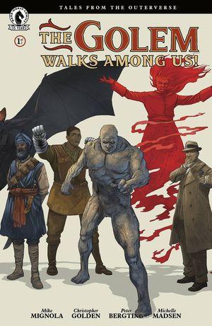 GOLEM WALKS AMONG US (2021) #1 B
