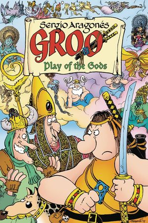 GROO PLAY OF THE GODS TP (OCT170056)