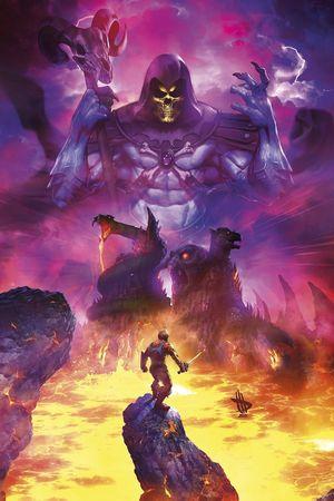 MASTERS OF THE UNIVERSE REVELATION (2021) #2