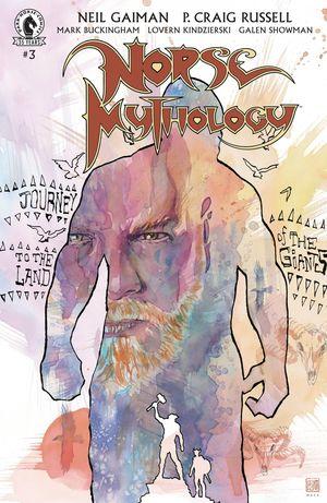 NORSE MYTHOLOGY II #3 (OF 6) CVR B MACK (MR)