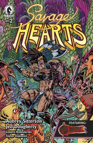 SAVAGE HEARTS (2021) #2