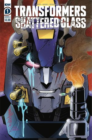 TRANSFORMERS SHATTERED GLASS (2021) #1