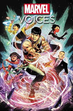 MARVELS VOICES IDENTITY (2021) #1