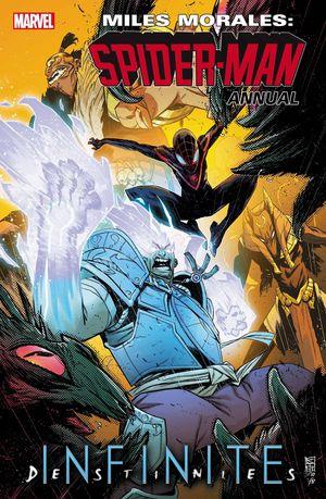 MILES MORALES SPIDER-MAN ANNUAL (2021) #1