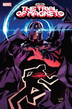 X-MEN TRIAL OF MAGNETO (2021) #1