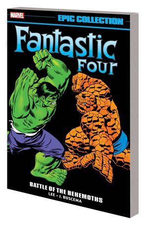 FANTASTIC FOUR EPIC COLLECTION TP BATTLE BEHEMOTHS #1