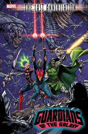 GUARDIANS OF THE GALAXY (2020) #17