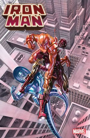 IRON MAN (2020) #11