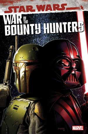 STAR WARS WAR BOUNTY HUNTERS (2021) #3