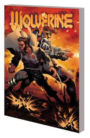 WOLVERINE BY BENJAMIN PERCY TPB (2020) #2