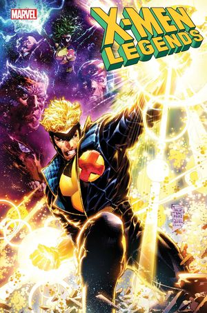 X-MEN LEGENDS (2021) #6 TAN
