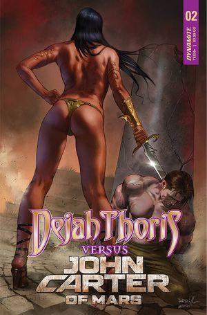 DEJAH THORIS VS JOHN CARTER OF MARS (2021) #2