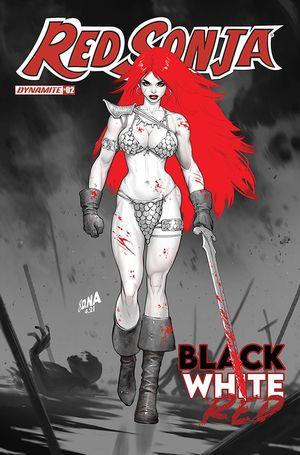 RED SONJA BLACK WHITE RED (2021) #2 C