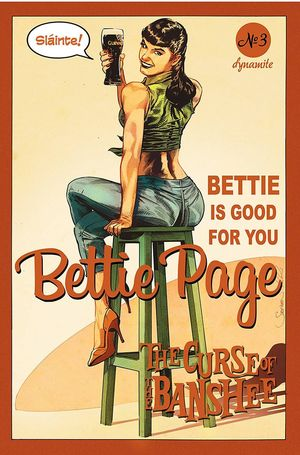 BETTIE PAGE & CURSE OF THE BANSHEE (2021) #3 C