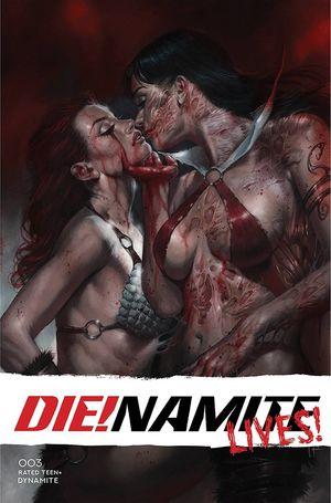 DIE!NAMITE LIVES (2021) #3